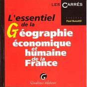 Essentiel geo econ.humaine fce - Intérieur - Format classique