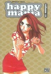 Happy mania t.11 - Intérieur - Format classique