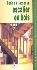 Choisir et poser un escalier en bois - Intérieur - Format classique