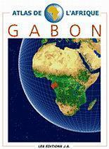Atlas de l'afrique ; gabon - Couverture - Format classique