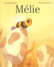 Mélie - Couverture - Format classique