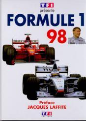 Une Saison De Formule 1 1998 - Couverture - Format classique