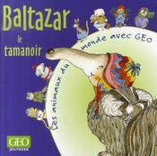 Baltazar le tamanoir - Intérieur - Format classique