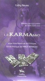 Le karmasao : votre voie karmique en 9 étapes - Intérieur - Format classique