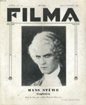 FILMA - 20e ANNEE - N°244 - Couverture - Format classique