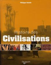 Histoire des civilisations ; grandeurs et déchéances - Couverture - Format classique