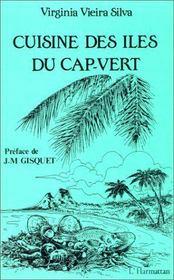 Cuisine des îles du cap-vert - Intérieur - Format classique