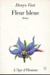 Fleur Bleue - Couverture - Format classique