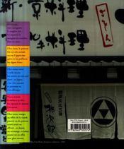 Le Japon à table... - 4ème de couverture - Format classique