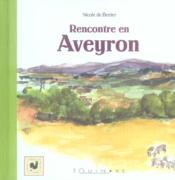 Rencontre En Aveyron - Couverture - Format classique
