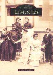 Limoges - Couverture - Format classique