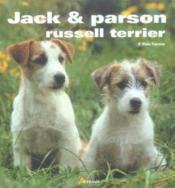 Jack & parson ; russell terrier - Couverture - Format classique