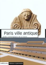 Paris ville antique - Intérieur - Format classique