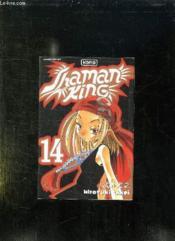 Shaman King T14 - Couverture - Format classique
