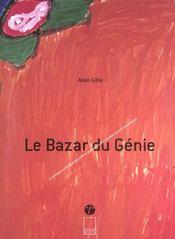 Le bazar du génie - Intérieur - Format classique