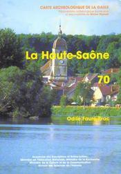 La Haute-Saône - Intérieur - Format classique