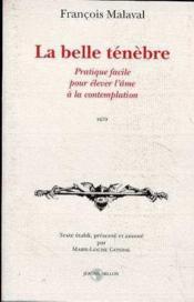 La Belle Tenebre - Couverture - Format classique