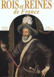 Rois Et Reines De France - Intérieur - Format classique