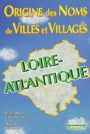 Origine Noms Villes Et Villages En 44 - Couverture - Format classique