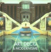 Art déco et modernisme - Intérieur - Format classique