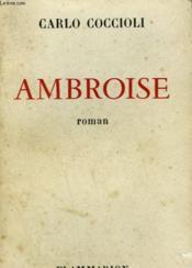 Ambroise. - Couverture - Format classique
