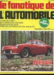 Le Fanatique De L'Automobile N°140 - Berlinette Ferrari 250 Gt Tour De France Chassis Long 1958 - Couverture - Format classique