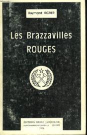 Les Brazzavilles Rouges - Couverture - Format classique