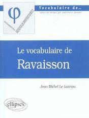 Ravaisson - Intérieur - Format classique