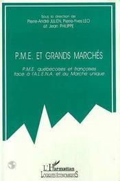 Pme Et Grands Marches - Intérieur - Format classique