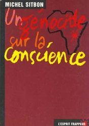 Un Genocide Sur La Conscience - Intérieur - Format classique