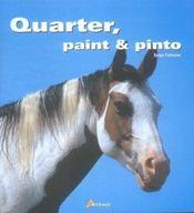 Quarter Et Paint - Intérieur - Format classique