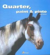 Quarter Et Paint - Couverture - Format classique