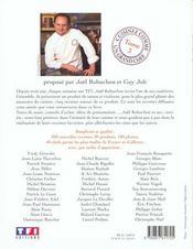 Cuisinez Comme Un Grand Chef T.3 ; Abc De La Cuisine - 4ème de couverture - Format classique