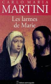 Les larmes de Marie - Couverture - Format classique