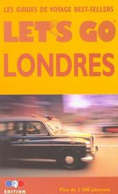Londres 1999 Let'S Go - Intérieur - Format classique