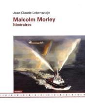 Malcolm Morley ; itinéraires - Couverture - Format classique
