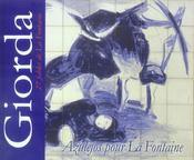 Azulejos pour la fontaine - Intérieur - Format classique