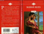 Madison Blues - The Man With The Midnight Eyes - Couverture - Format classique