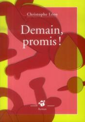 Vente  Demain, promis !  - Christophe Leon