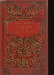 Le Secret De La Cassette D'Ivoire - Couverture - Format classique