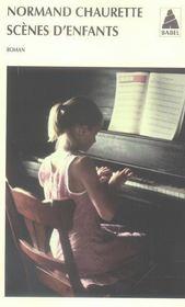 Scenes D'Enfants - Intérieur - Format classique