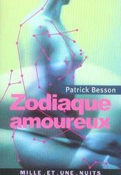 Zodiaque amoureux - Intérieur - Format classique