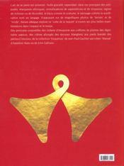 Parures ethniques. le culte de la beauté - 4ème de couverture - Format classique