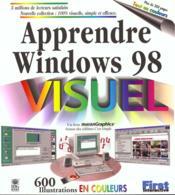 Apprendre Windows 98 100% Visuel - Couverture - Format classique