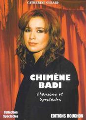 Chimène badi - Intérieur - Format classique