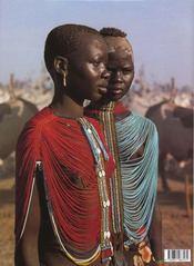Fastueuse afrique - 4ème de couverture - Format classique