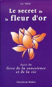 Secret De La Fleur D'Or (Le) Version Broche - Couverture - Format classique