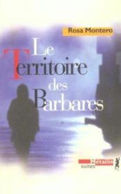 Le territoire des barbares - Couverture - Format classique