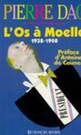 Os A Moelle - Couverture - Format classique