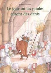 Jour Ou Les Poules Auront Des Dents - Couverture - Format classique